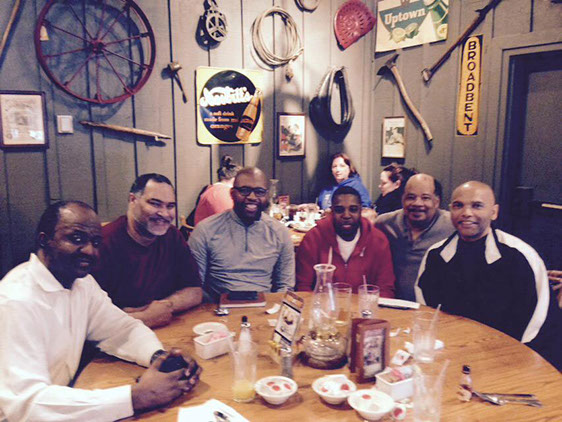 Raleigh Community Church Men's Prayer Breakfast